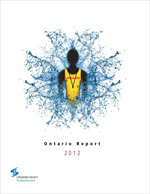 Ontario Report 2012 Cover