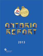 2013 Annual Report Cover