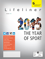 Lifeliner Summer 2015 Cover