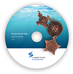 Bronze Awards Video CD