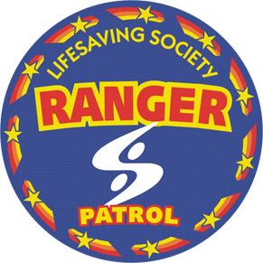 Swim Patrol crest - Ranger