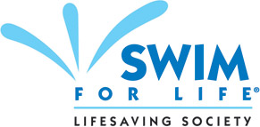 Swim for Life logo